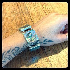Jewelry - Abalone shell bracelet